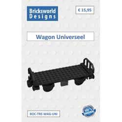 OC-TRE-WAG Wagon universal...