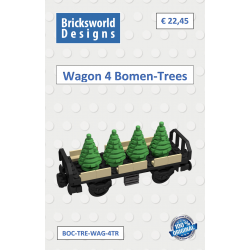 BOC-TRE-WAG-4TR Wagon incl....