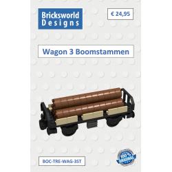 BOC-TRE-WAG-3ST Waggon...