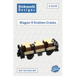 BOC-TRE-WAG-9KR Waggon...