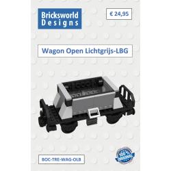 BOC-TRE-WAG-OLB Wagon mit...