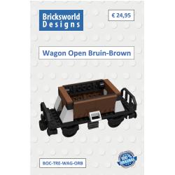 BOC-TRE-WAG-ORB Wagon mit...