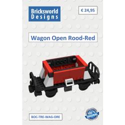BOC-TRE-WAG-ORE Wagon mit...