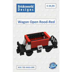 BOC-TRE-WAG-ORE Wagon with...