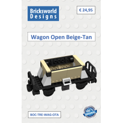 BOC-TRE-WAG-OTA Wagon with...