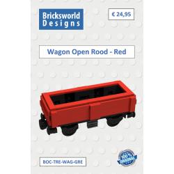 BOC-TRE-WAG-GRE Wagon mit...