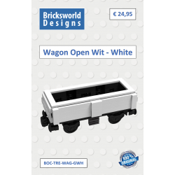 BOC-TRE-WAG-GWH Wagon mit...