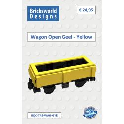 BOC-TRE-WAG-GYE Wagon mit...