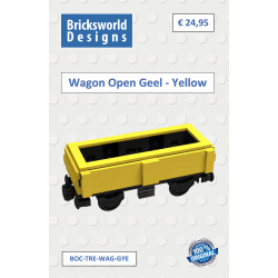 BOC-TRE-WAG-GYE Wagon with...
