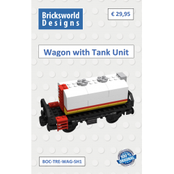BOC-TRE-WAG-SH1 Wagon with...