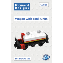 BOC-TRE-WAG-SH2 Wagon with...