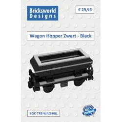 BOC-TRE-WAG-HBL Wagon mit...