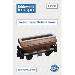 BOC-TRE-WAG-HRB Wagon mit...