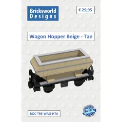 BOC-TRE-WAG-HTA Wagon mit...