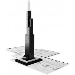 21000 Willis Tower LEGO®...