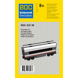 BOC-ICE-W Extra Wagon voor...