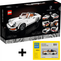 LEGO 10295® set plus...