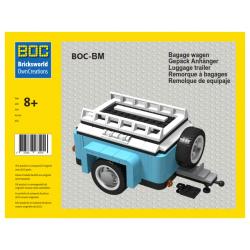 BOC-BM Gepäckwagen Medium...