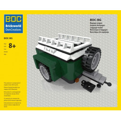 BOC-BG Luggage Trailer...