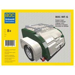 BOC-WG Luggage Trailer...