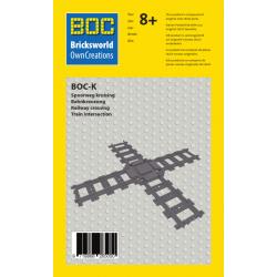 BOC-K Spoorweg Kruising...