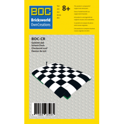 BOC-CR Checkered Roof...