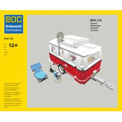 BOC-CA Wohnwagen...