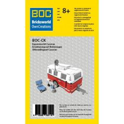 BOC-CK Caravan Singleaxle...