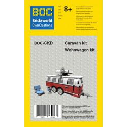 BOC-CKD Wohnwagen...