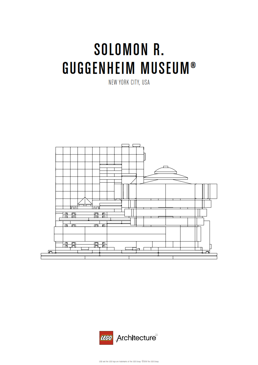 Download Poster Guggenheim Museum