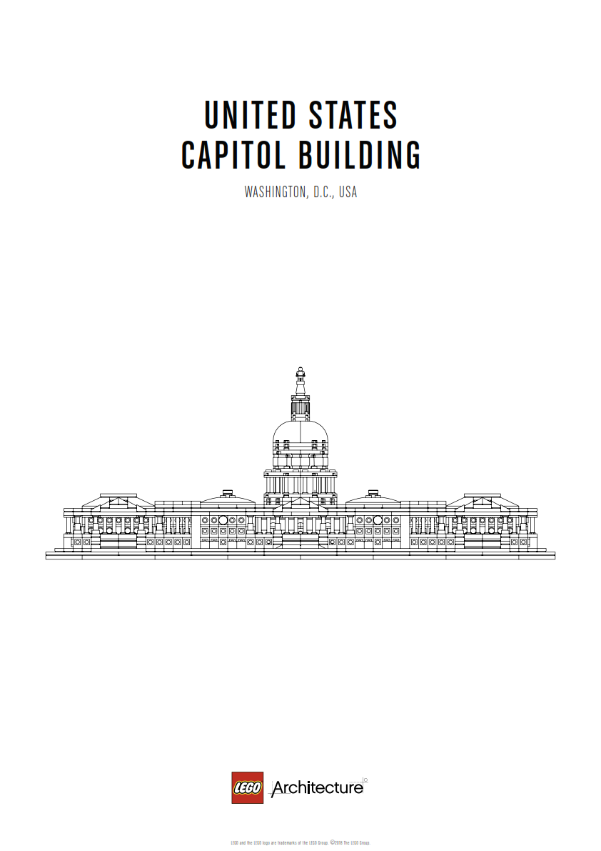 Download Poster United States Capitol Building